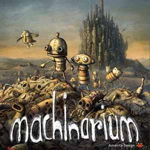 Comprar Machinarium CD Key Comparar Precios