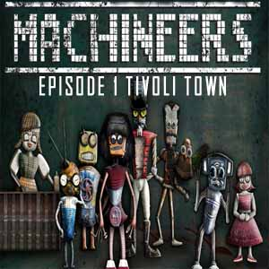 Comprar Machineers Episode 1 Tivoli Town CD Key Comparar Precios