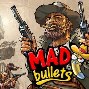 Comprar Mad Bullets CD Key Comparar Precios