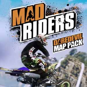 Comprar Mad Riders Daredevil Map Pack CD Key Comparar Precios