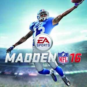 Comprar Madden NFL 16 Ps3 Code Comparar Precios