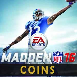 Comprar Madden NFL 16 Coins Xbox One Code Comparar Precios