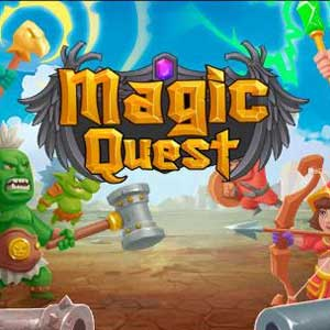 Comprar Magic Quest CD Key Comparar Precios