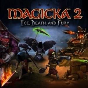 Magicka 2 Ice Death and Fury