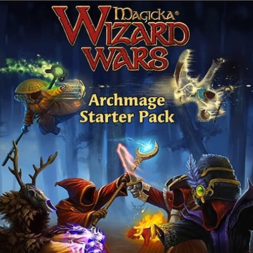 Comprar Magicka Wizard Wars Archmage Starter Pack CD Key Comparar Precios