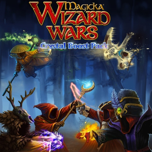 Comprar Magicka Wizard Wars Crystal Booster Pack CD Key Comparar Precios