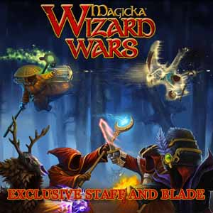 Comprar Magicka Wizard Wars Exclusive Staff and Blade CD Key Comparar Precios