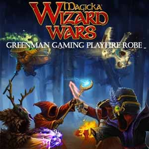 Comprar Magicka Wizard Wars Greenman Gaming Playfire Robe CD Key Comparar Precios