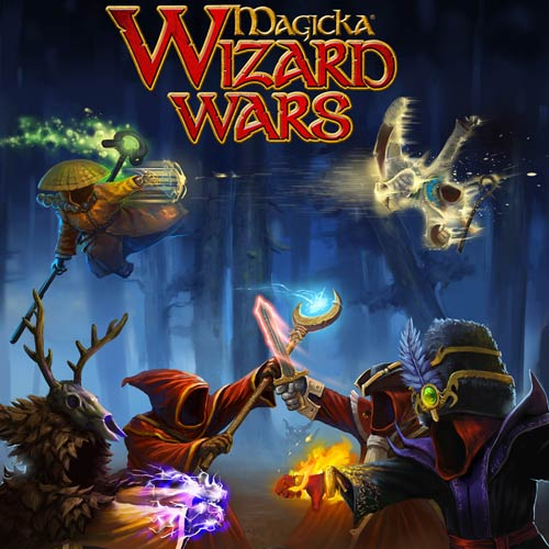 Descargar Magicka Wizard Wars - PC key Steam