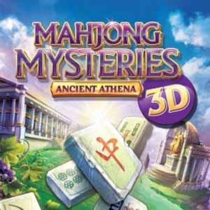 Comprar Mahjongg Mysteries Ancient Athena 3D Nintendo 3DS Descargar Código Comparar precios