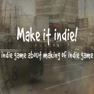 Comprar Make it indie! CD Key Comparar Precios