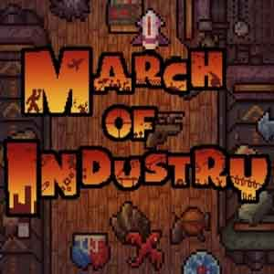 Comprar March of Industry Very Capitalist Factory Simulator Entertainments CD Key Comparar Precios