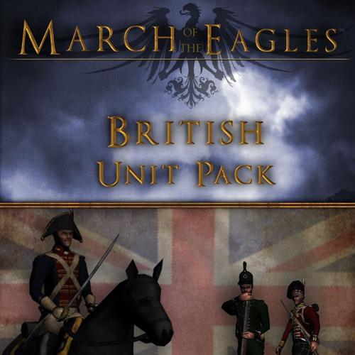 Comprar March of the Eagles British Unit Pack CD Key Comparar Precios