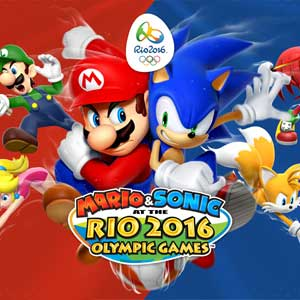 Comprar Mario and Sonic at the Rio 2016 Olympic Games Nintendo Wii U Descargar Código Comparar precios