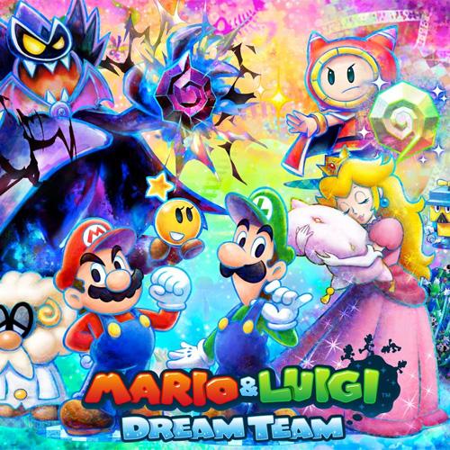 Comprar Mario & Luigi Dream Team Bros Nintendo 3DS Descargar Código Comparar precios