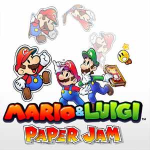 Comprar Mario & Luigi Paper Jam Bros Nintendo 3DS Descargar Código Comparar precios