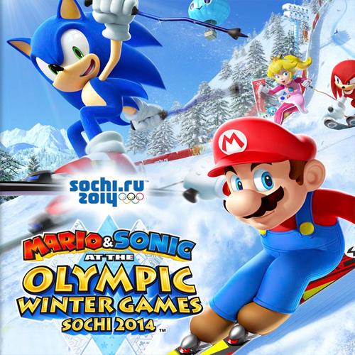 Comprar Mario & Sonic at the Sochi 2014 Olympic Winter Games Nintendo Wii U Descargar Código Comparar precios