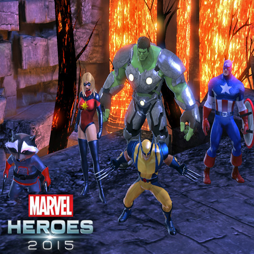 Comprar Marvel Heroes 2015 Avengers Assemble Team Pack CD Key Comparar Precios