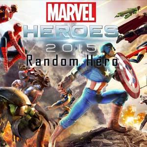 Comprar Marvel Heroes 2015 Random Hero CD Key Comparar Precios