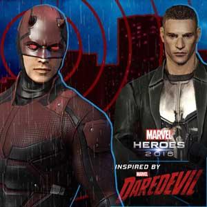 Comprar Marvel Heroes 2016 Daredevil Pack CD Key Comparar Precios