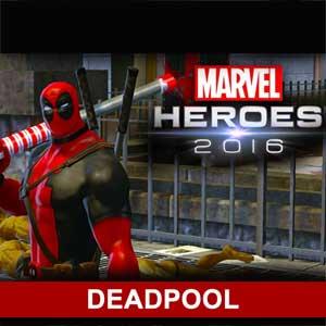 Comprar Marvel Heroes 2016 Deadpool Pack CD Key Comparar Precios
