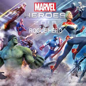 Comprar Marvel Heroes 2016 Rogue Hero CD Key Comparar Precios