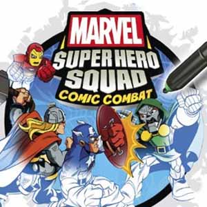 Comprar Marvel Super Hero Squad Comic Combat PS3 Code Comparar Precios