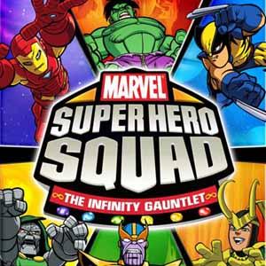 Comprar Marvel Super Hero Squad the Infinity Gaunlet Xbox 360 Code Comparar Precios