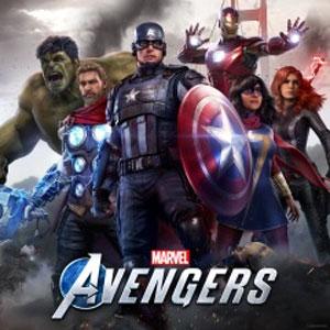 Comprar Marvel's Avengers PS5 Barato Comparar Precios