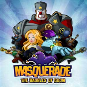 Comprar Masquerade The Baubles of Doom CD Key Comparar Precios