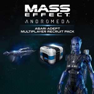 Comprar Mass Effect Andromeda Asari Adept Multiplayer Recruit Pack CD Key Comparar Precios