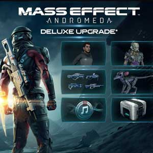 Comprar Mass Effect Andromeda Deluxe-Upgrade Edition PS4 Code Comparar Precios