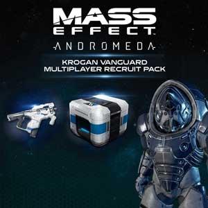 Comprar Mass Effect Andromeda Krogan Vanguard Multiplayer Recruit Pack CD Key Comparar Precios