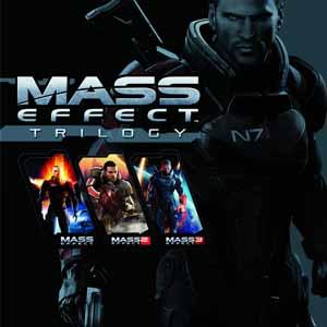 Comprar Mass Effect Trilogy Ps3 Code Comparar Precios