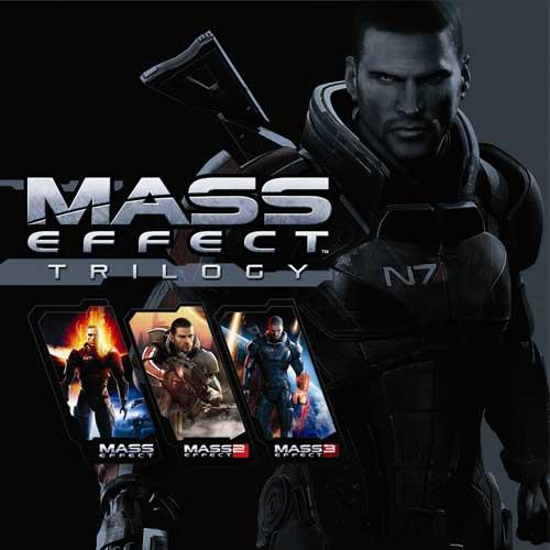 Comprar clave CD Mass Effect Trilogy y comparar los precios