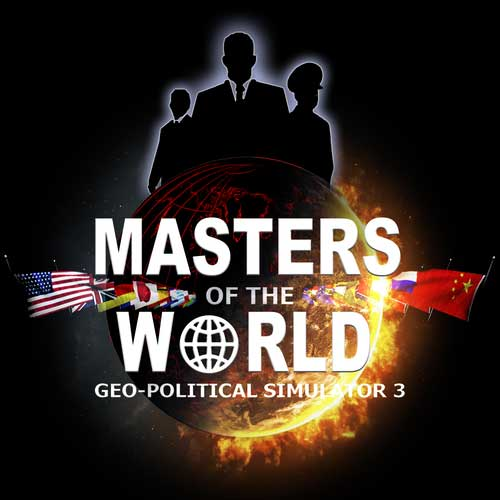 Descargar Masters of the World - Geo-Political Simulator 3 - key