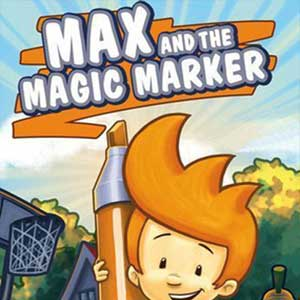 Max And The Magic Marker
