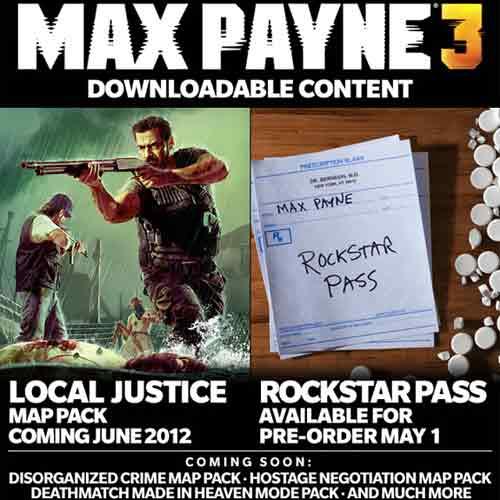 Comprar clave CD Max Payne 3 Rockstar Pass y comparar los precios