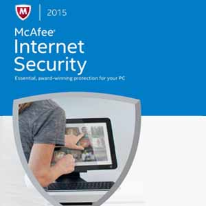 Comprar McAfee Internet Security 2015 CD Key Comparar Precios