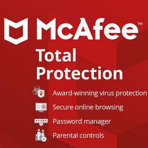 Comprar McAfee Total Protection 2020 CD Key Comparar Precios