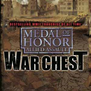 Comprar Medal of Honor Allied Assault War Chest CD Key Comparar Precios