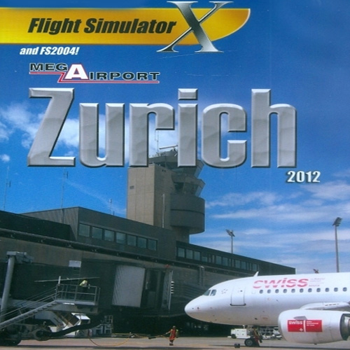 Comprar Mega Airport Zürich 2012 Flight Simulator X Addon CD Key Comparar Precios