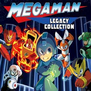 Comprar Mega Man Legacy Collection Xbox One Code Comparar Precios