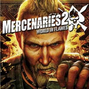 Comprar Mercenaries 2 World in Flames Ps3 Code Comparar Precios
