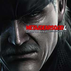 Comprar Metal Gear Solid 4 Guns of the Patriots PS3 Code Comparar Precios