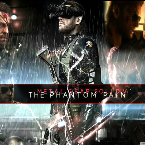 Comprar Metal Gear Solid 5 The Phantom Pain Ps4 Code Comparar Precios