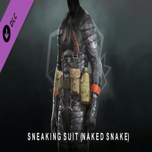 METAL GEAR SOLID 5 THE PHANTOM PAIN Sneaking Suit Naked Snake