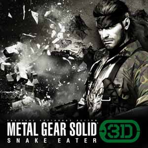 Comprar Metal Gear Solid Snake Eater 3D Nintendo 3DS Descargar Código Comparar precios