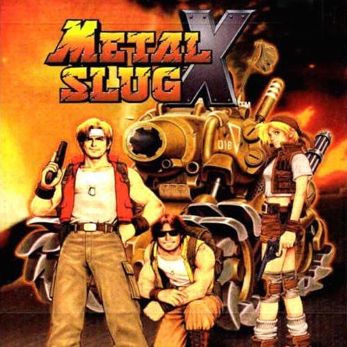 Comprar METAL SLUG X CD Key Comparar Precios