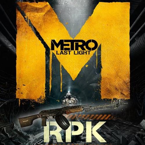 Comprar Metro Last Light RPK Weapon CD Key Comparar Precios